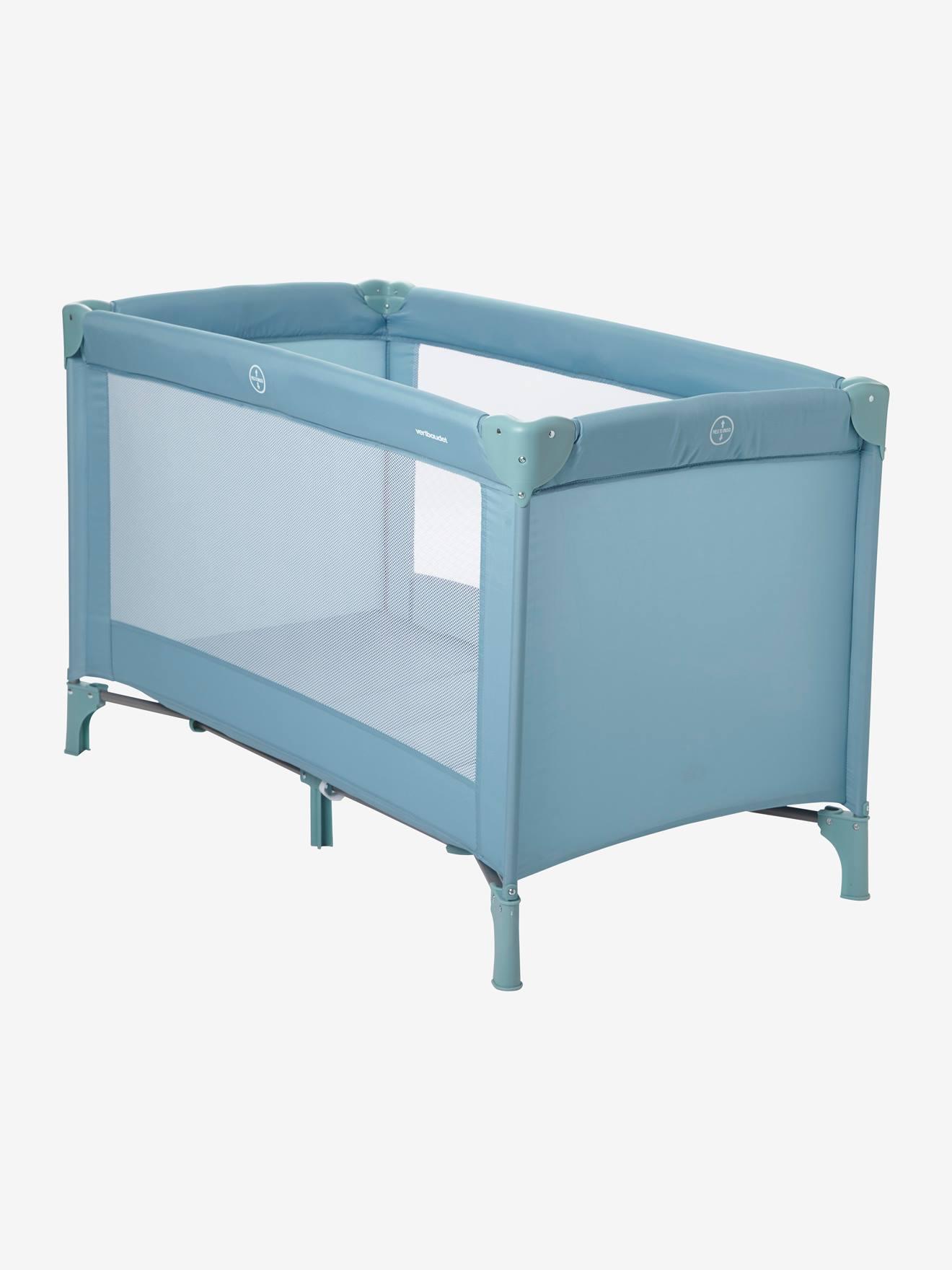 Lit parapluie First'bed aqua