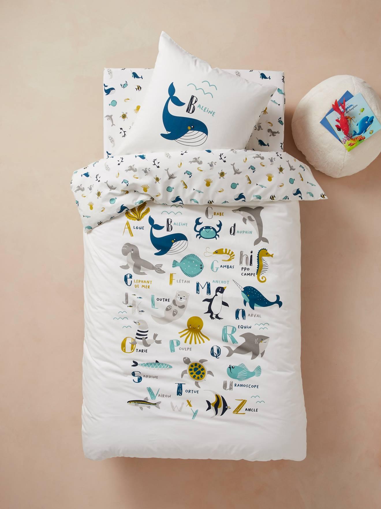 Housse de couette enfant - Parure de lit