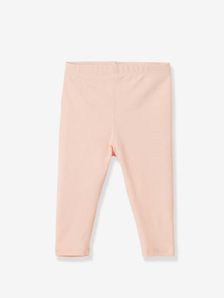 Lot de 2 leggings longs bébé fille LOT ANTHRACITE + POIS+LOT FRAMBOISE + POIS+LOT IVOIRE+Lot marine grisé+Lot noir+LOT NOIR+POIS+Lot rose+LOT ROSE PALE 27 - vertbaudet enfant