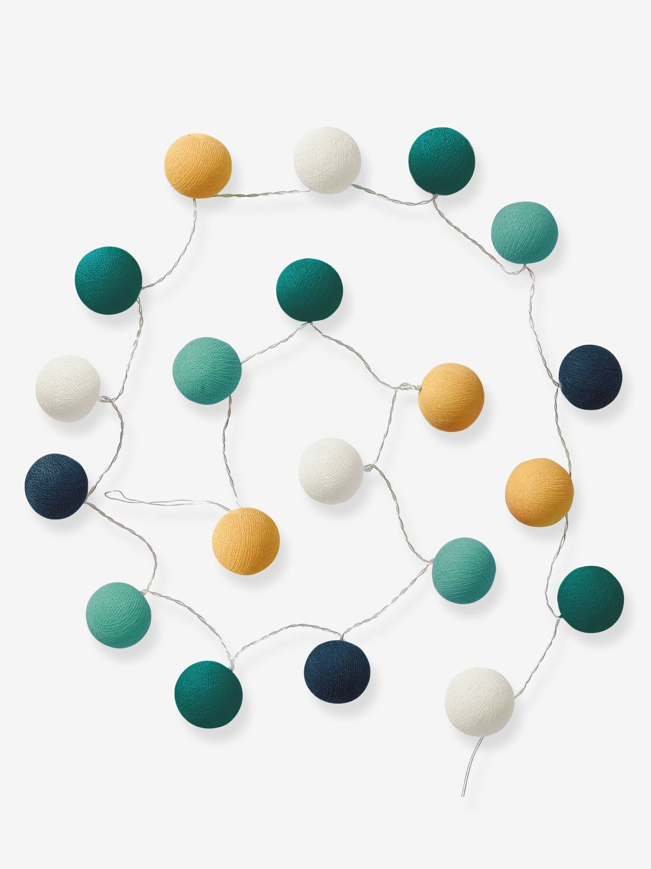 Genial Guirlande Lumineuse Bleu+MULTICOLOR+Multicolore 13   Vertbaudet Enfant
