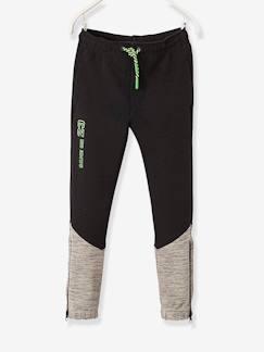 Garçon-Vêtements de sport-Pantalon de sport garçon matière technique 7e8b1a8cdee