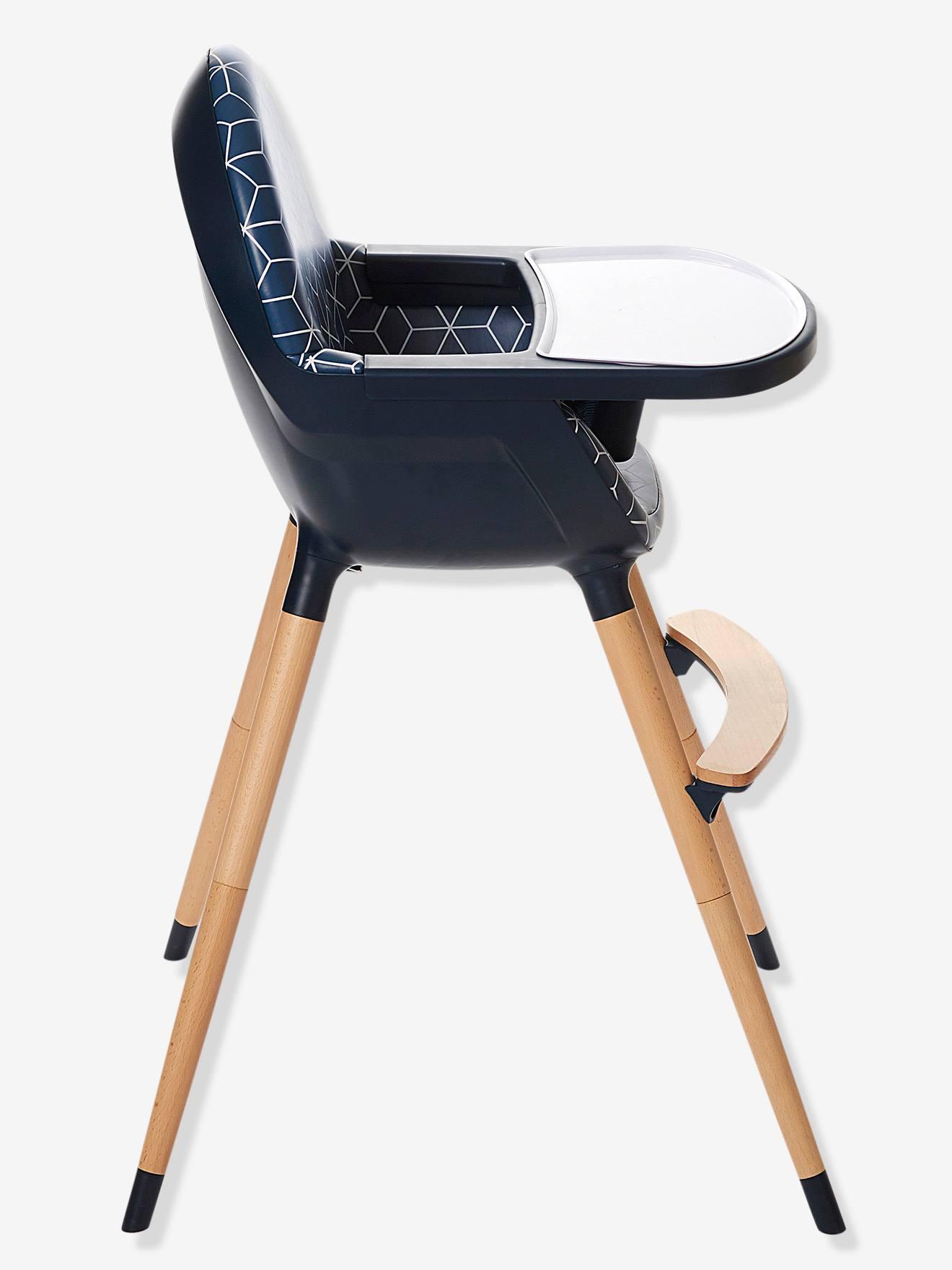 Chaise haute évolutive 2 hauteurs TopSeat