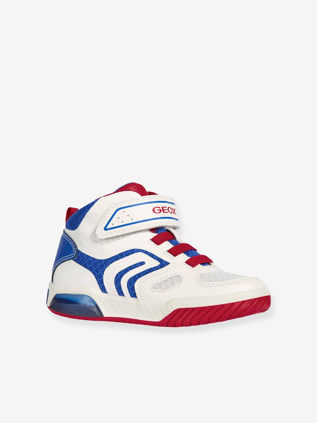 Geox® Garçon Geox Blanc Baskets Boy Inek A OZuiPkXwT