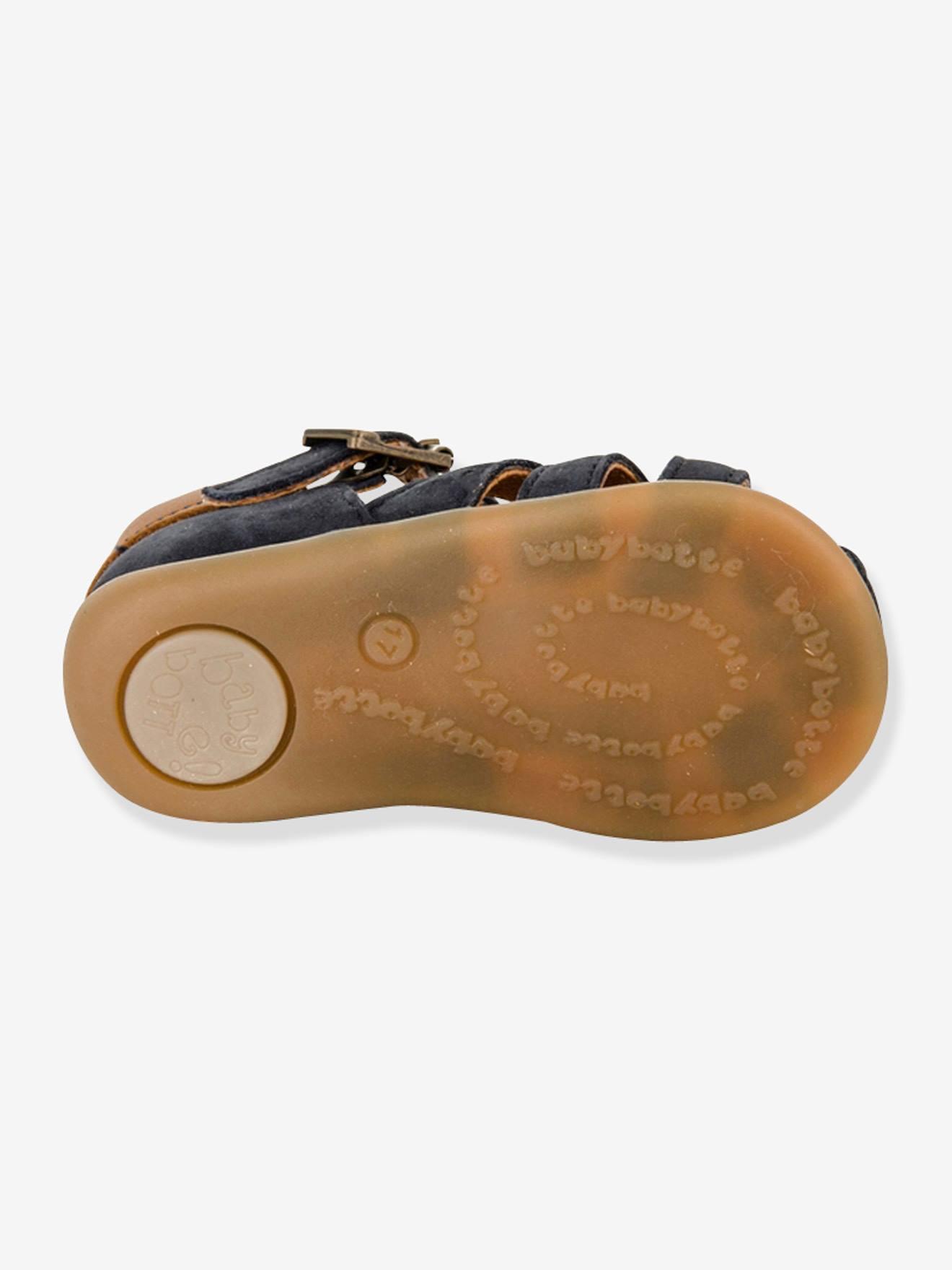 styles classiques Conception innovante sandales cuir bébé