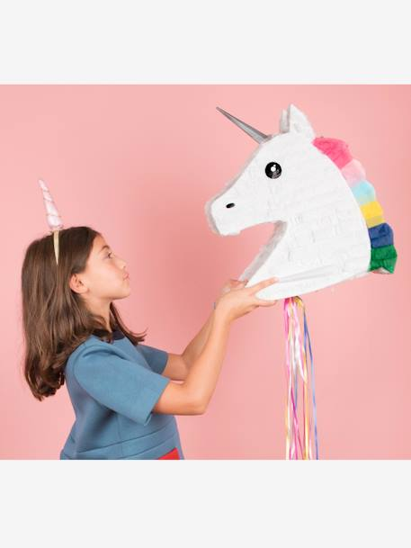 Pinata MY LITTLE DAY Dinosaure+Licorne+Mini felins 8 - vertbaudet enfant
