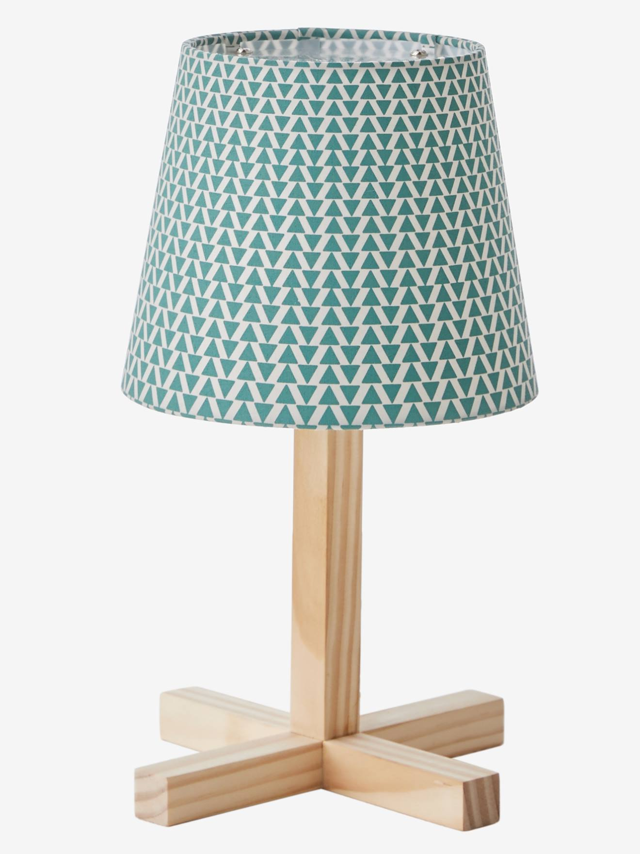 Lampe de chevet Palma vertbois Vertbaudet