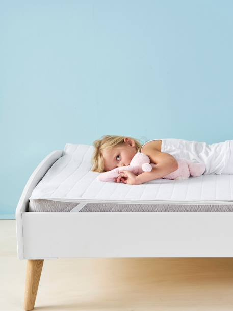 Protection couchage Blanc 1 - vertbaudet enfant