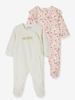 nouvelle arrivee 9743f 428d3 Vêtements bébé - Layette fille et garçon naissance - vertbaudet
